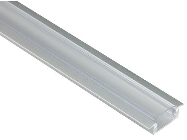 LED aluminium profiel laag inbouw 2 meter