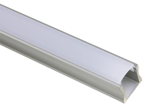 LED aluminium profiel hoog opbouw 2 meter