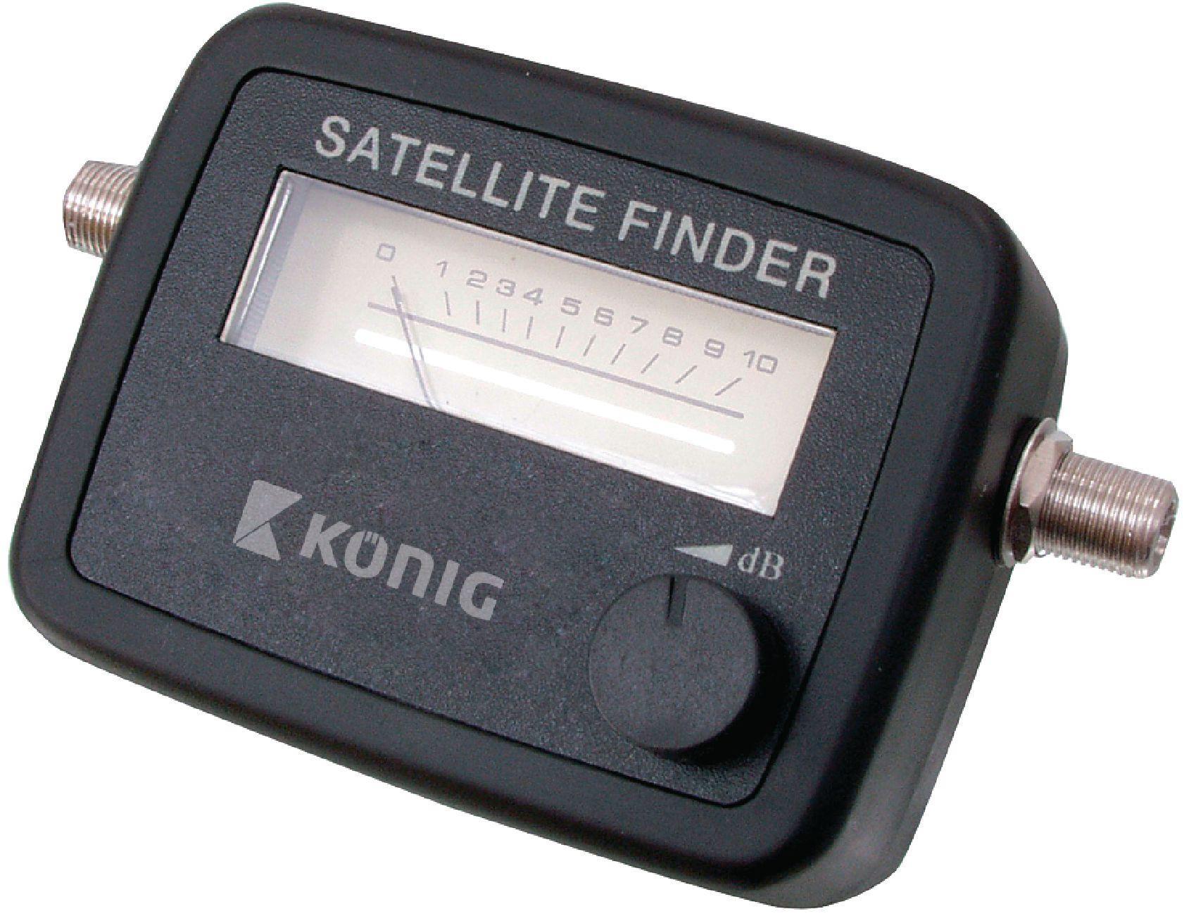 Satfinder analoog Konig