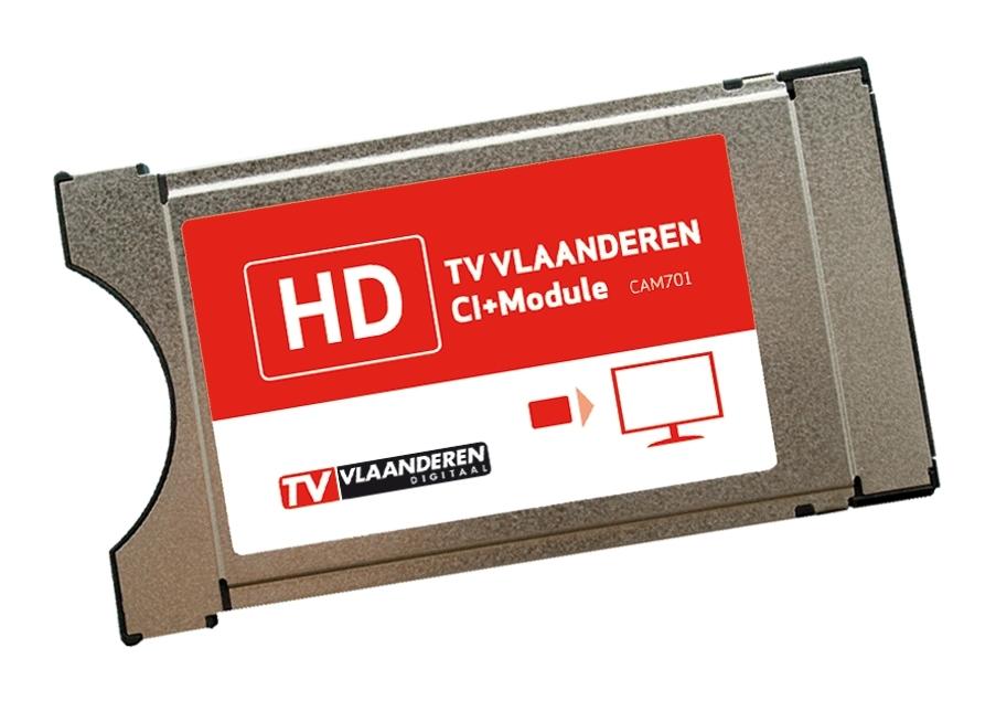 TV Vlaanderen CAM+Kaart CAM701