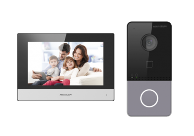 Hikvision viedeofoon set Wifi UTP DS-KIS603