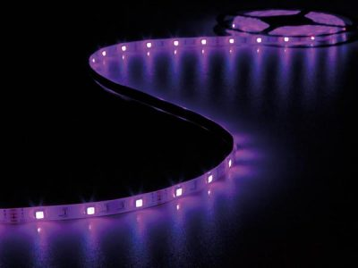 LED strip set RGB 150Led 5m 12Volt DC