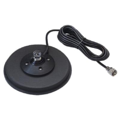 Magneetvoet voor CB antenne dia 125mm