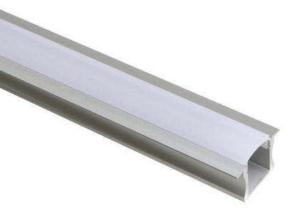 LED aluminium profiel hoog inbouw 2 meter
