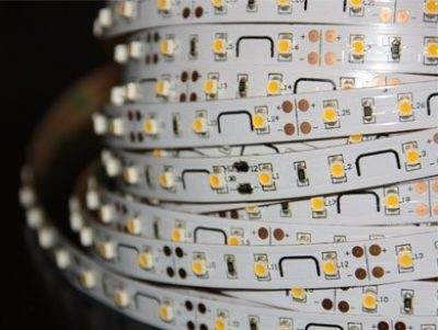 LED strip 24Volt iP54 2700K warmwit