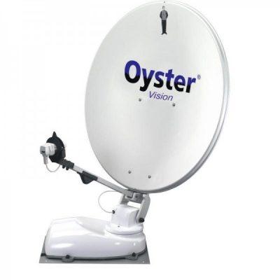 Oystervision III 65cm volautomatische schotelantenne