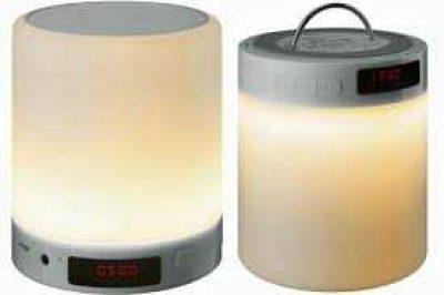 Bluetooth luidspreker met Ledverlichting