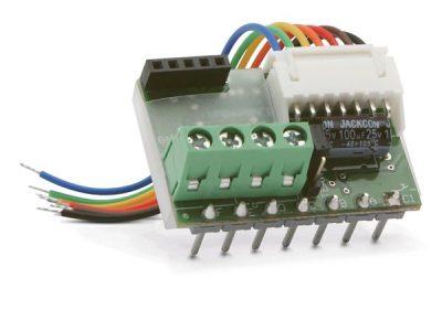Velbus drukknop interface voor 4/6 drukknopen NIKO VMB6PBN