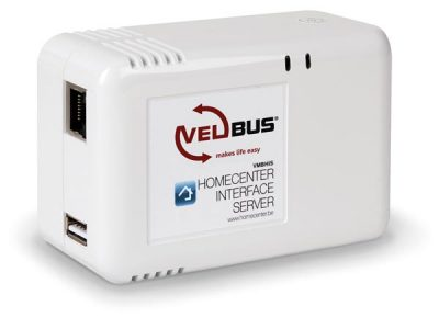 Velbus Home interface server VMBHIS