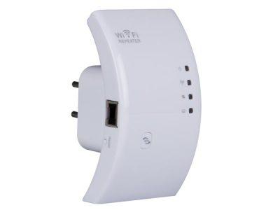 WIRELESS-N WIFI REPEATER VOOR WLAN MET WPS-FUNCTIE - 300 Mbps