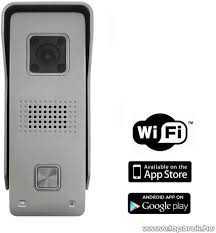 Videofoon draadloos via WIFI