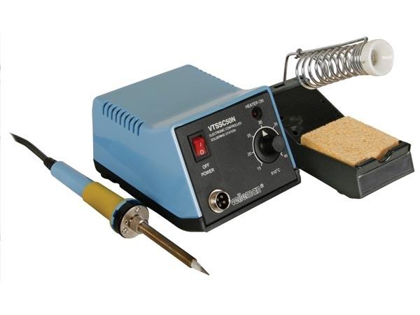 Velleman soldeerstation VTSSC50N